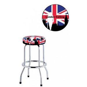 International Design - tabouret de bar london calling - Barhocker
