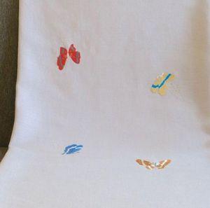 JOE CLA - papillons - Tischläufer