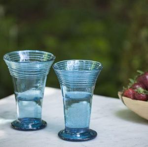 A CASA BIANCA - manacor turquoise - Glas