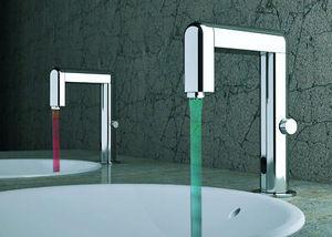 SUPRATECH -  - Mischhahn Mit Beleuchtetem Wasserstrahl