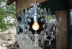Claire de Lune Chandelier -  - Deckenlampe Hängelampe