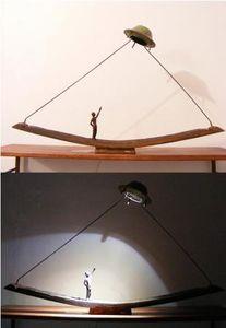 Boulay Creations -  - Tischlampen