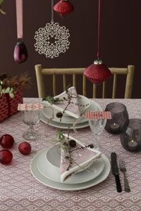 Bungalow -  - Tischdekoration