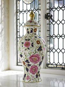 CHAMBERLAIN & CO -  - Vase Mit Deckel