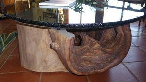Tywacs Créations - tillia - Couchtisch Ovale
