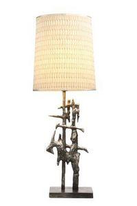 HAMILTON CONTE -  - Tischlampen