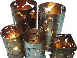 L'artisan Du Liban -  - Kerzenständer