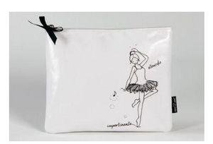 JUST IN CASE - ballerina - Kosmetiktasche