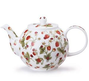 Dunoon - strawberry - Teekanne
