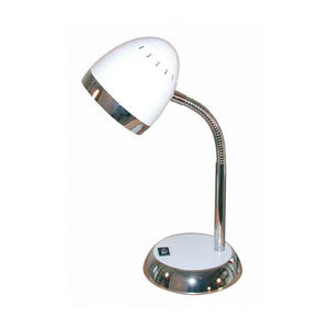 Corep - tropic - lampe de bureau blanc   lampe à poser cor - Schreibtischlampe