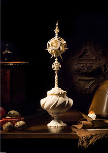 Ushak Atelier di meraviglie - grollier b - Skulptur