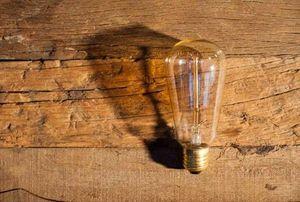 COMPAGNIE DES AMPOULES A FILAMENT - st58 - Glühbirne Filament