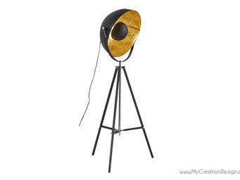 MyCreationDesign - phar - Dreifuss Lampe