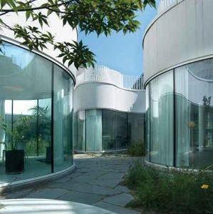 GLASSOLUTIONS France - decolaque - Klinker Für Aussen