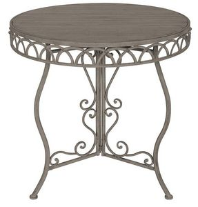 Esschert Design -  - Rundes Gartentisch