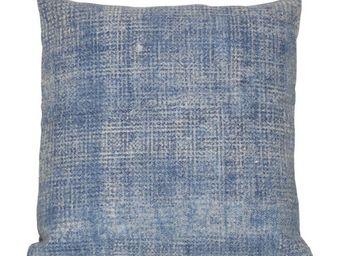BYROOM - light blue - Kissen Quadratisch