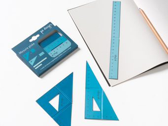 Pa Design - mesure pliée - Papier Und Schreibwaren