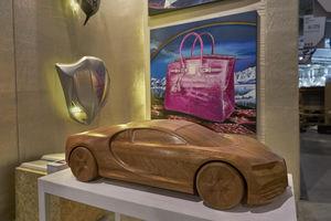 AGENCE DEPHASEE - c car 2 - Skulptur