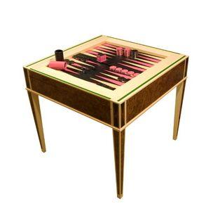 GEOFFREY PARKER GAMES -  - Backgammon Tisch