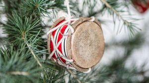 IB Laursen - tambour - Weihnachtsbaumschmuck