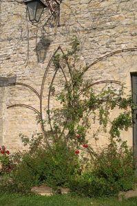 La Forge  de La Maison Dieu -  - Pflanzenstütze