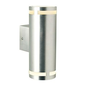 Nordlux - lampe led gu10 can maxi ip54 h23 cm - Garten Wandleuchte