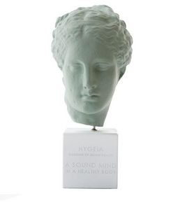 SOPHIA - head of hygeia large - Skulptur