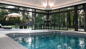 CARON PISCINES -  - Innenswimmingpool