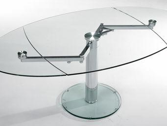 EDA  Concept - extand - Ovaler Esstisch