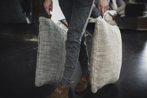 Libeco Home - construction - Bodenkissen