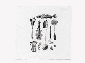 SERIE LIMITE LOUISE - l'ustensile - Tisch Serviette