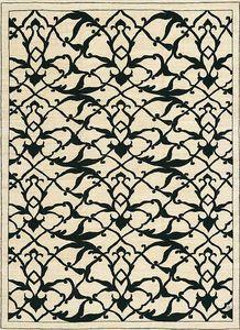 Parsua - arabesques iznik-- - Moderner Teppich