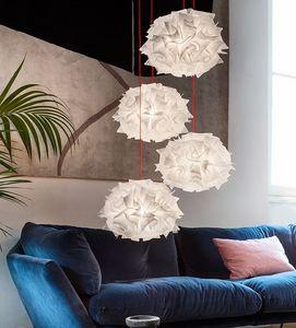 Slamp - veli mini couture - Deckenlampe Hängelampe