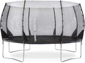Plum - trampoline avec filet innovant 3g magnitute 426 cm - Trampolin