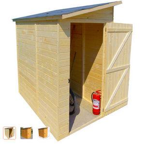 Foresta / Habrita -  - Holz Gartenhaus