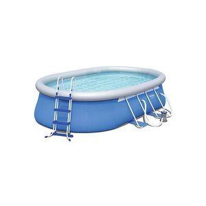 Bestway - piscine hors-sol autoportante 1421870 - Schwimmbad Mobil