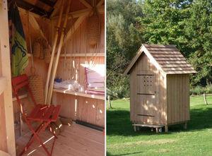 Atelier Du Rivage - de l'etang - Hütte