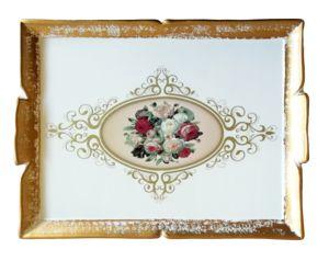 Tirinnanzi - line royal rose - Tablett