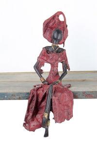 Bronzes d'Afrique -  - Kleine Statue