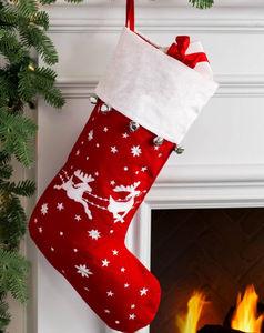 BALSAM HILL - traîneau magique - Weihnachtssocke