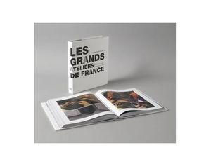 EDITIONS GOURCUFF GRADENIGO - les grands ateliers de france - Kunstbuch
