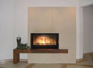 Bodart & Gonay - optifire 1000 - Geschlossener Kamin