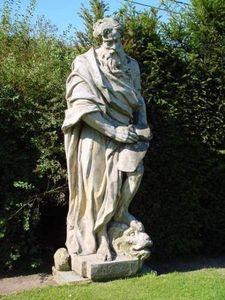 Storms Rik -  - Statue
