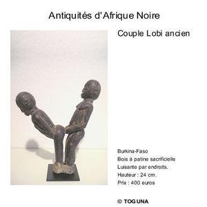 Galerie Toguna -  - Skulptur