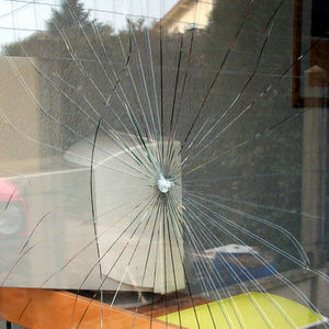 SANERGIES -  - Fenster Sicherheitsfolie