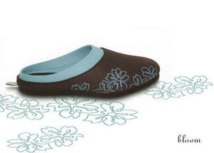 Puschn - made in germany - bloom - Pantoffel