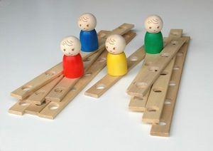 Il Leccio - clic men - Aufbau Spiel