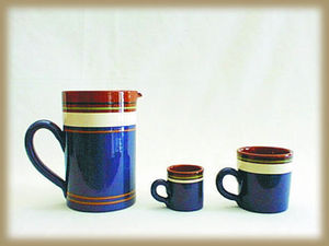 NITTSJÖ KERAMIK -  - Mug