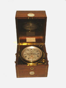 ANTIQUITES LE SAINT GEORGES - chronomètre marin - Chronometer