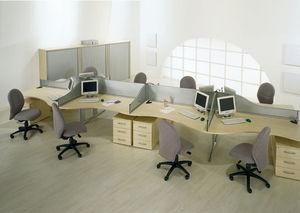 Gresham - wave - Büroeinrichtung